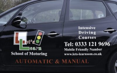 AUTOMATIC DRIVING INSTRUCTOR IN GORTON