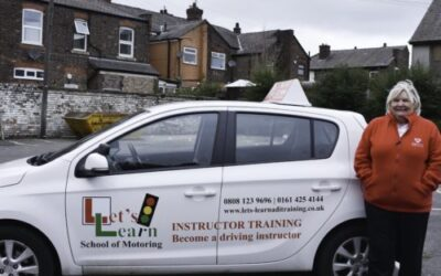 FEMALE DRIVING INSTRUCTOR IN CHOLTON