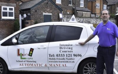 AUTOMATIC DRIVING INSTRUCTOR IN DIDSBURY